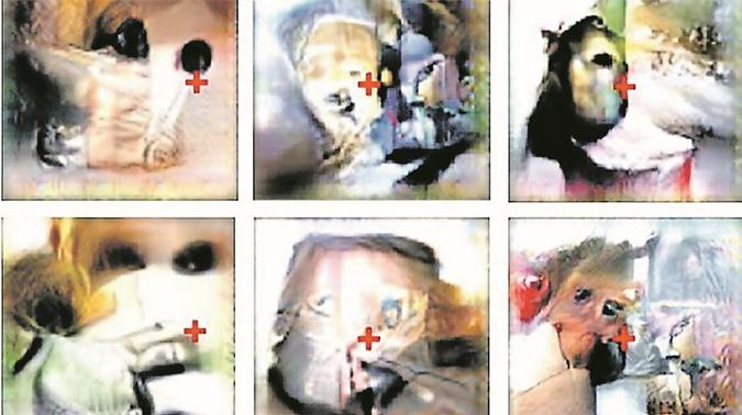 Маленькие открытия ученых: мы глядим на шедевры Малевича глазами наших предков - обезьян