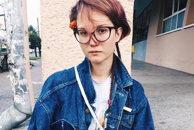 Обвинившая преподавателя в домогательствах студентка КНУ обручилась с девушкой  [фото]
