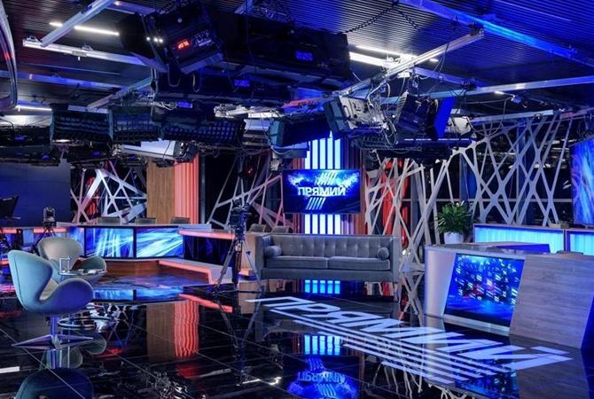 """ГБР провело обыски на телеканале """"Прямой"""""""