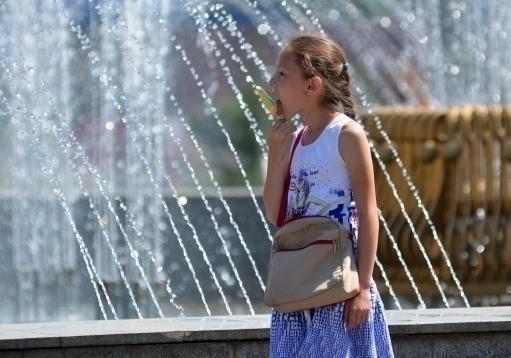 Июнь в Киеве побил исторический рекорд жары