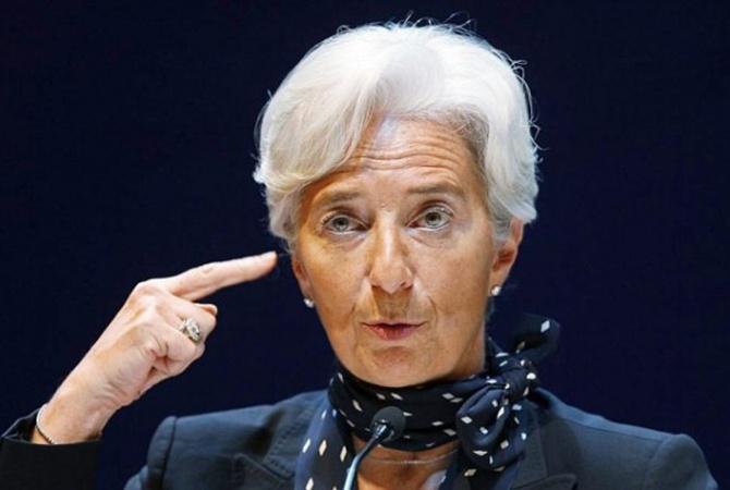 Доклад МВФ: мировой ВВП растет, но финансового кризиса не избежать [видео, таблица]