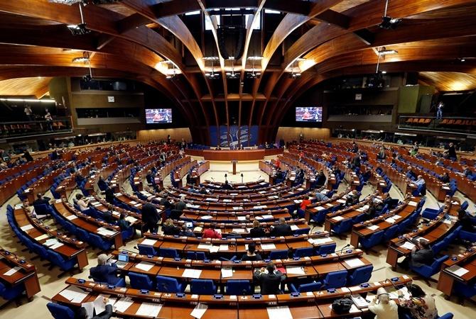 Комитет Рады приостановил участие Украины в ПАСЕ до решения Венецианской комиссии