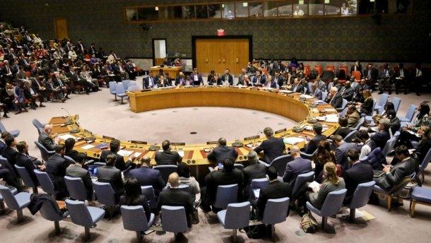 Россия во второй раз инициировала заседание Совбеза ООН из-за закона об украинском языке