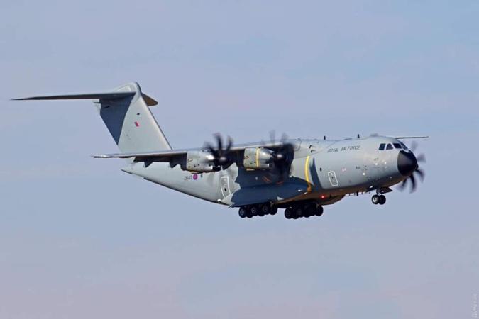 Sea Breeze 2019: в Одессу прибыли самолеты НАТО  [фото]