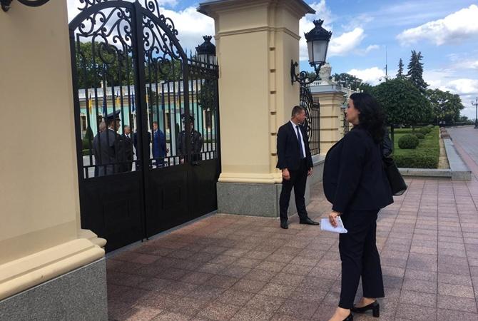 У Гройсмана ответили на обвинения Климпуш-Цинцадзе [фото, видео]