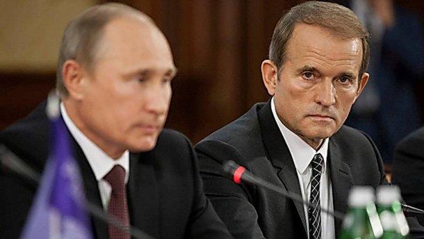 Украина должна включить Медведчука в санкционный список