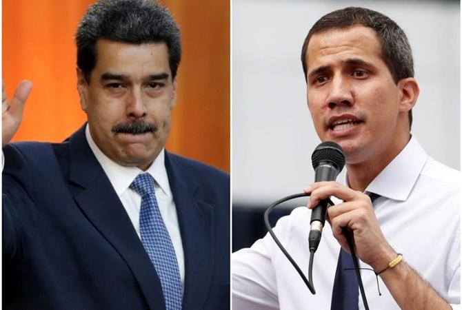 Мадуро и Гуайдо приступили к переговорам