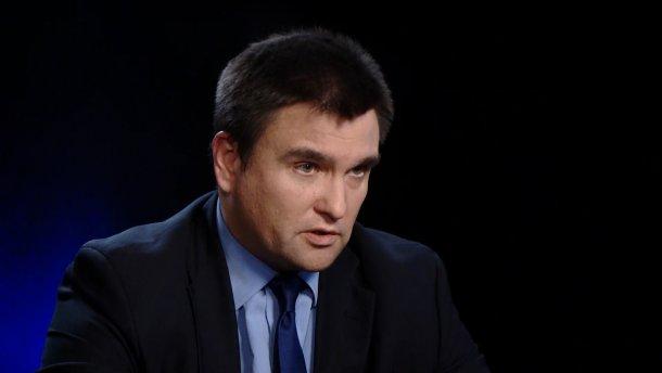 Климкин Зеленскому: с Путиным не стоит общаться, как с Порошенко перед выборами