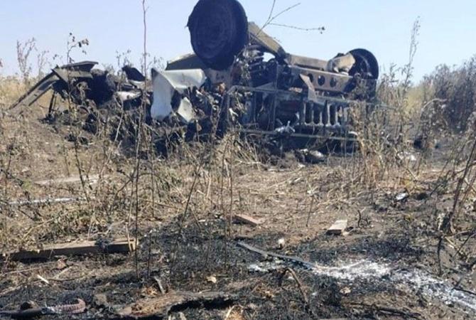 Министерство иностранных дел Украины осудило ракетный обстрел военной машины в Донбассе
