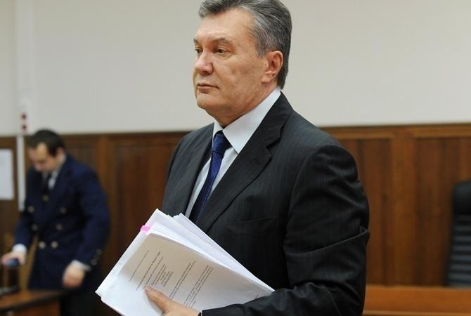 С Януковича и его окружения в ЕС сняли старые санкции [обновлено]