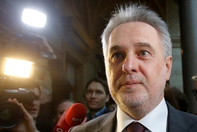Австрия окончательно согласовала экстрадицию Фирташа в США