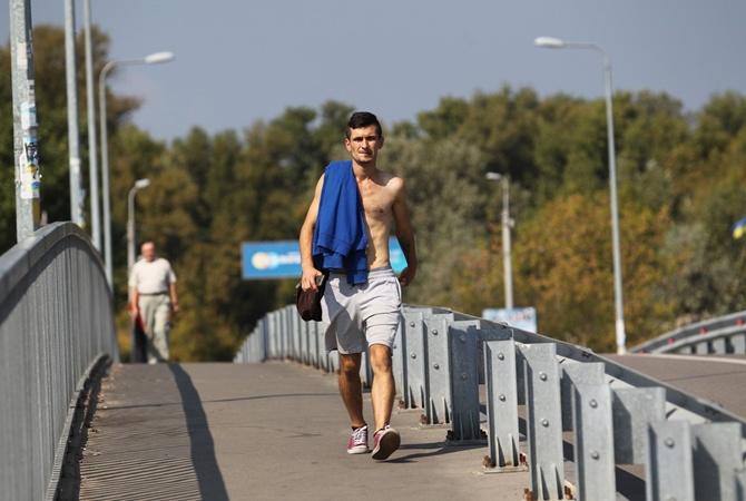 Климатологи обещают Украине сухой и жаркий август