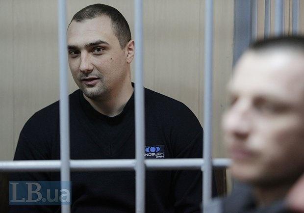 """Одного из пяти бывших сотрудников """"Беркута"""" отпустили под домашний арест"""