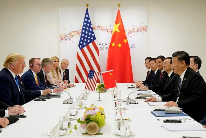 Как Украине заработать на торговой войне США с Китаем