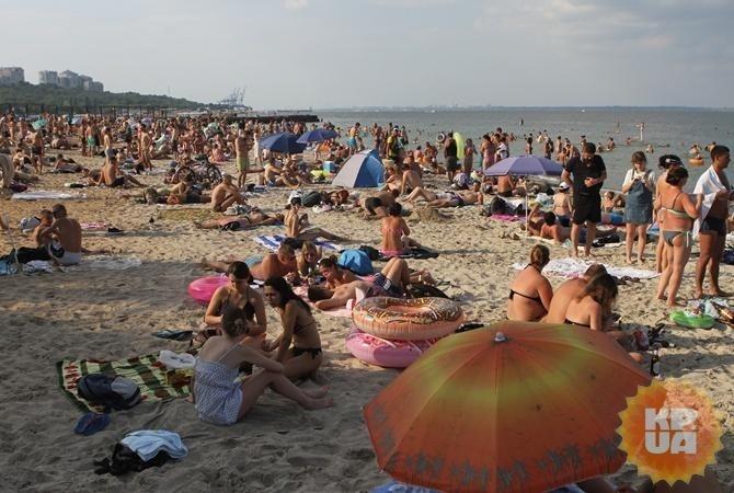 Часть пляжей в Одесской области закроют из-за боевых стрельб