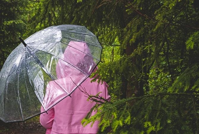 Сегодня днем, 23 июля, почти всю Украину накроют дожди