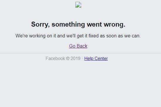За 20 минут Facebook и Instagram перестали работать в 4-х странах, в том числе в Украине