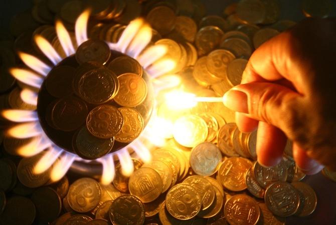 Цены на газ упадут до 6 гривен за кубометр