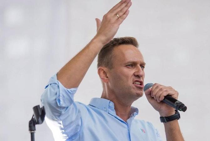 Российски суд арестовал Навального на 30 дней