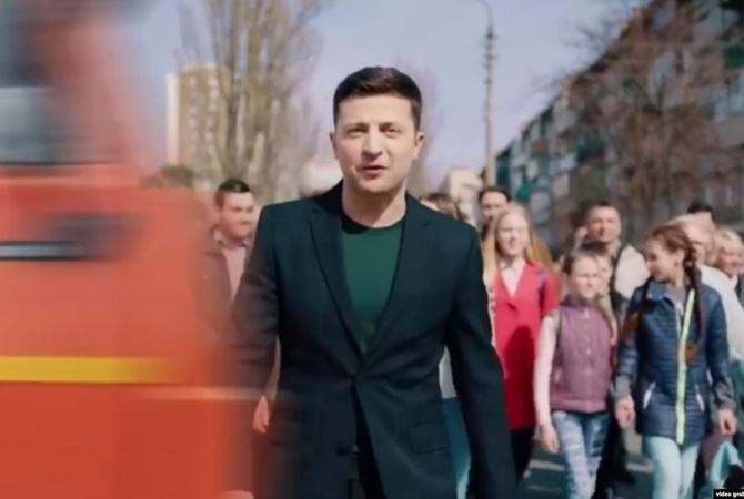 У Зеленского повторно сообщили об открытии дела из-за ролика с грузовиком [видео]
