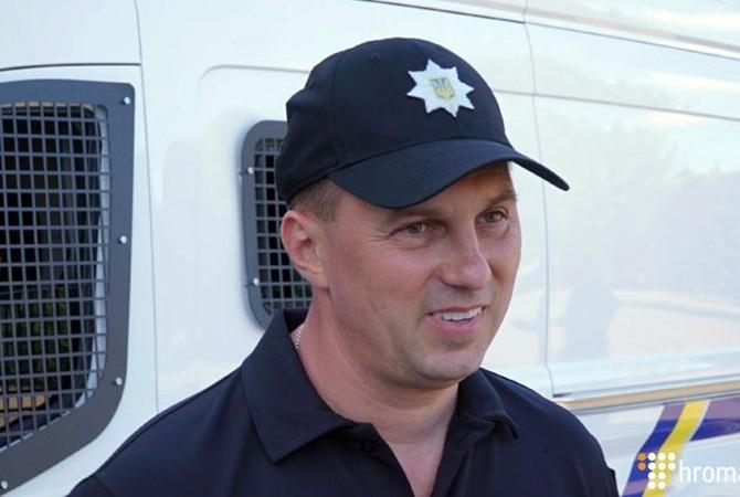 Задержан бывший начальник полиции Одесской области  [фото]