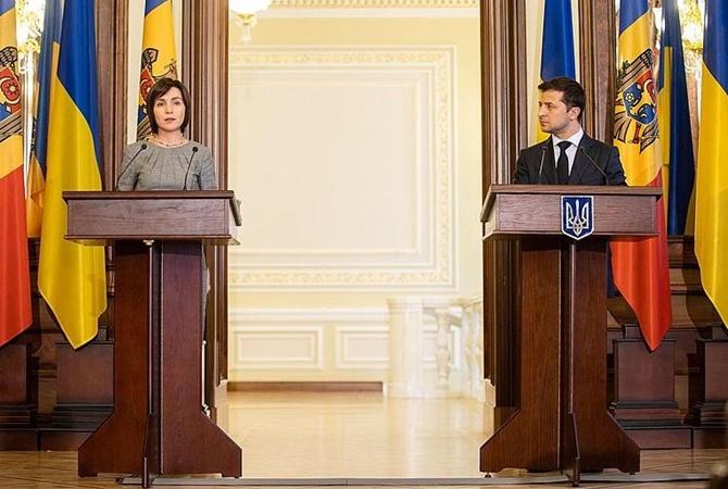 Молдова готова покупать в Украине реверсный газ