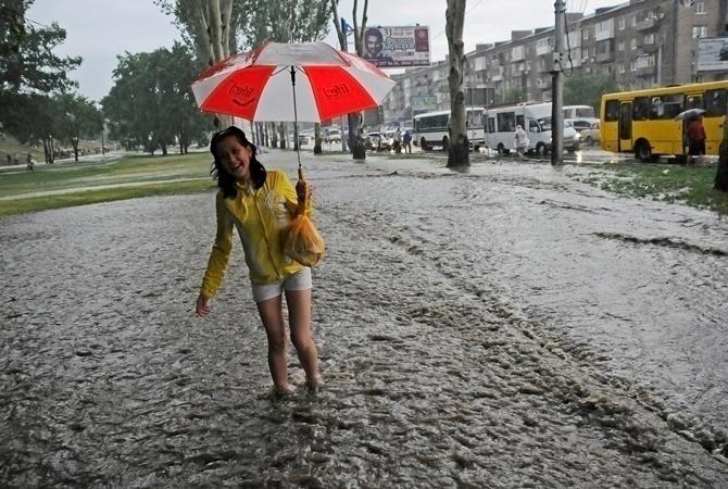 Завтра, 26 июля, в Украине сохранится комфортная температура воздуха