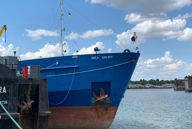 В Украину приехал владелец задержанного танкера
