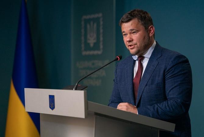 Андрей Богдан - о скандале с Кличко, новом премьере и местных выборах [видео]