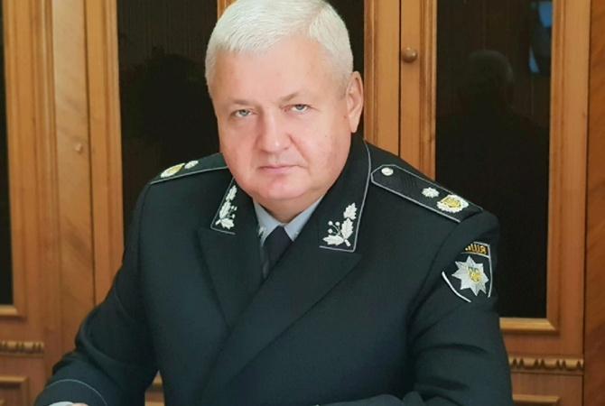 Князев отправил в отставку главу полиции Днепра Виталия Глуховерю [видео]