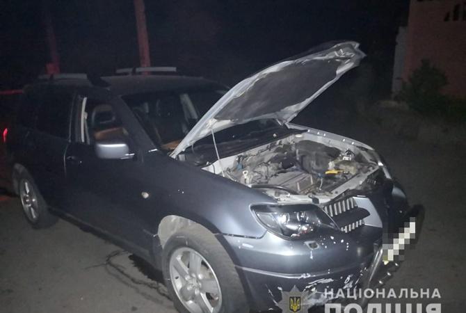 СМИ: в Никополе взорвали автомобиль предпринимателя
