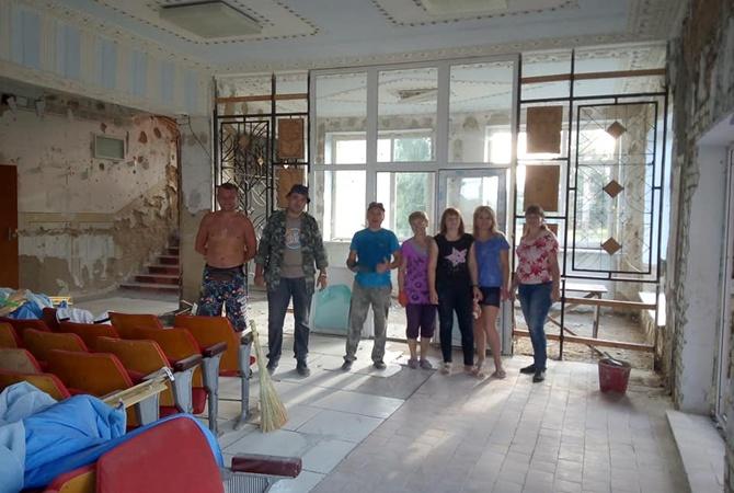 В Винницкой области нашли патриотическое послание из прошлого
