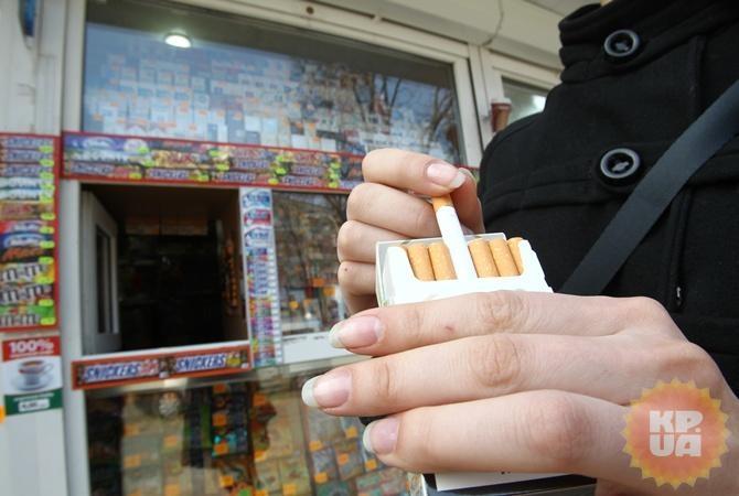 В Киеве с начала года оштрафовали четыре тысячи курильщиков-нарушителей