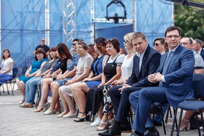 """В Святогорске прошел Форум Оппозиционного Блока """"Сила Донбасса"""" [фото]"""