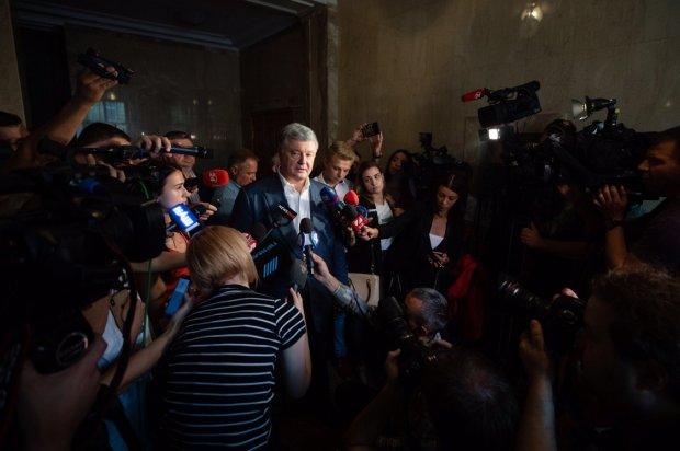 Парламентское большинство без колебаний снимет неприкосновенность с Порошенко, – Гнап