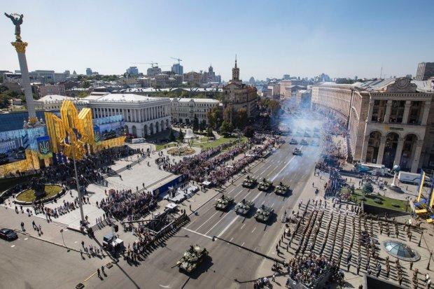 Хода достоинства вместо военного парада: ветеран АТО прокомментировал действия Зеленского