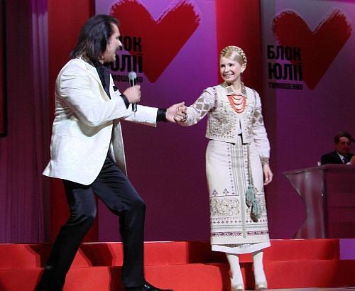 Песня за кандидата: кого поддерживают Кароль, Полякова и другие звезды на этих выборах