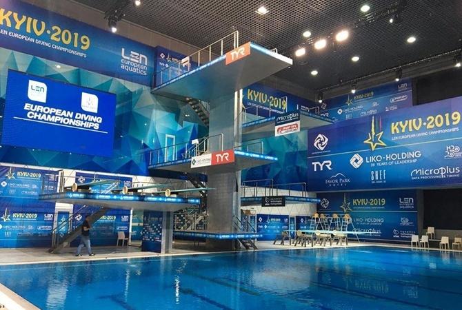 Украина заработала еще одну медаль на чемпионате Европы по прыжкам в воду [видео]