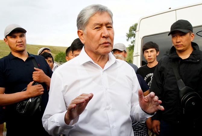 В чем обвиняют экс-президента Кыргызстана [фото]