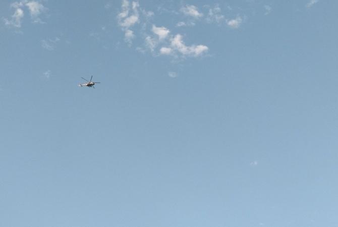 СМИ: Атамбаева задержали и на вертолете доставили на допрос [фото, видео]