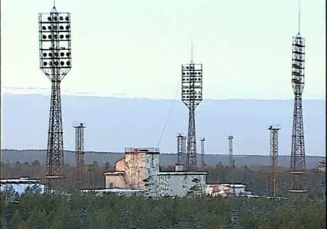 В России пожар и взрывы на ракетном полигоне: погибли 2 человека