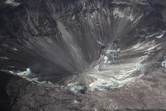 Гавайям грозит мощный взрыв вулкана