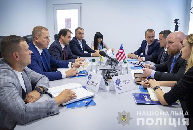 В Киеве откроют офис подразделения противодействия наркопреступности США