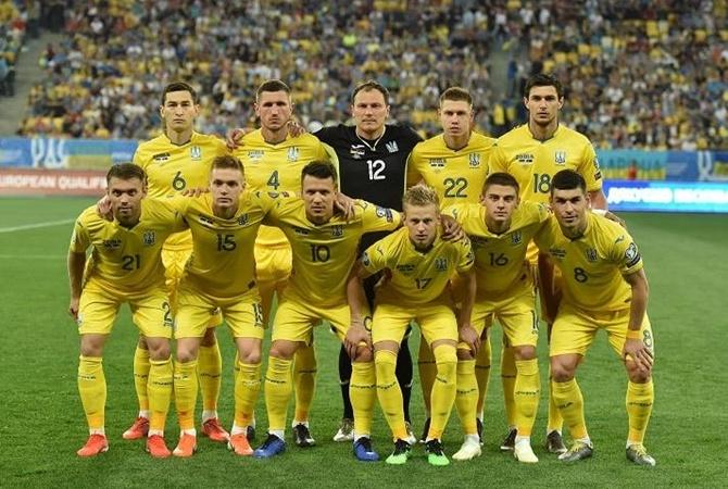 Сборная Украины в сентябре сыграет с Нигерией