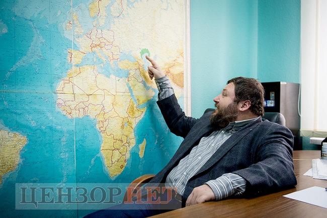 Украинские полярники впервые сами выбрали директора Антарктического центра [фото]