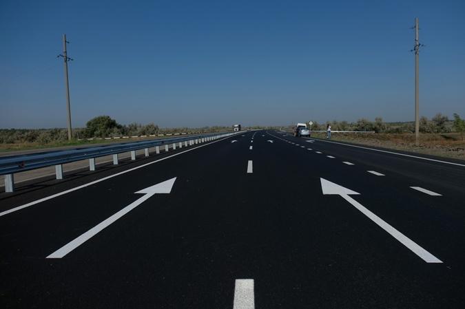Юрий Голик: Все дороги Украины должны быть идеальными