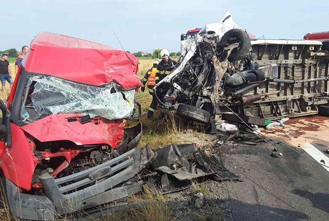 В Чехии жертвами аварии стали 2 украинцев
