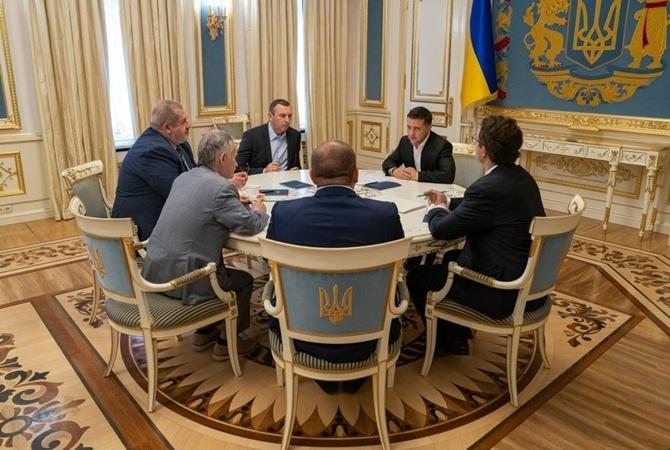Джемилев: Зеленский не против крымскотатарской автономии