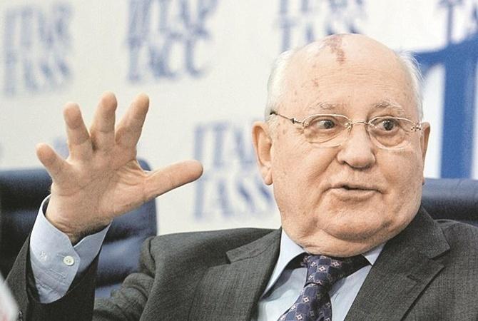 """У Горбачева опровергли новость о его """"очень тяжелом"""" состоянии"""