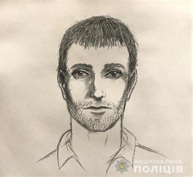 Полиция показала педофила, нападающего на девочек в Киеве  [фото, видео]